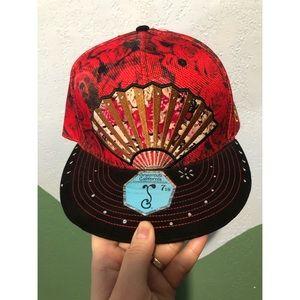 Grassroot California Premium Fitted Hat